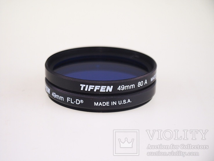 Фильтр Фильтры  Filter 49 mm 80 A FL - D TIFFEN USA, фото №10