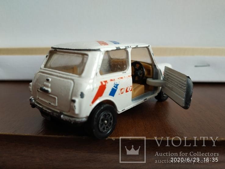 Mini Cooper 1000 Corgi 1/36, фото №3