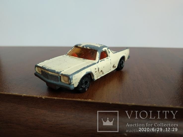 Holden pick up Matchbox 77год, фото №2