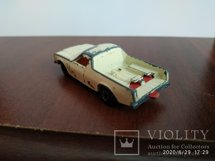 Holden pick up Matchbox 77год, фото №3