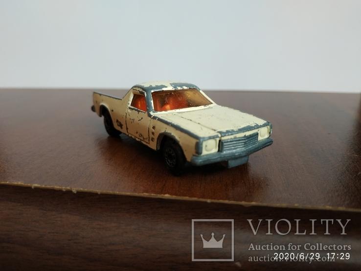 Holden pick up Matchbox 77год, фото №4