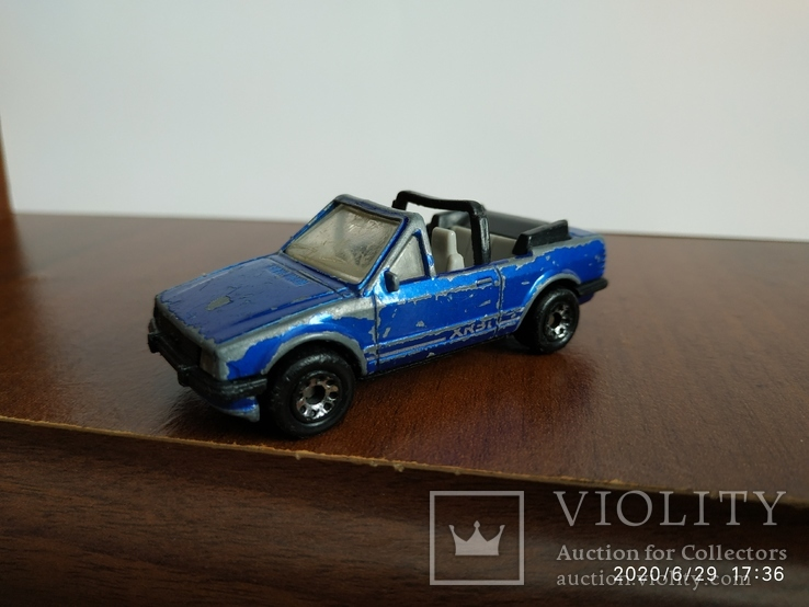 Ford escort cabriolet 85год, фото №2