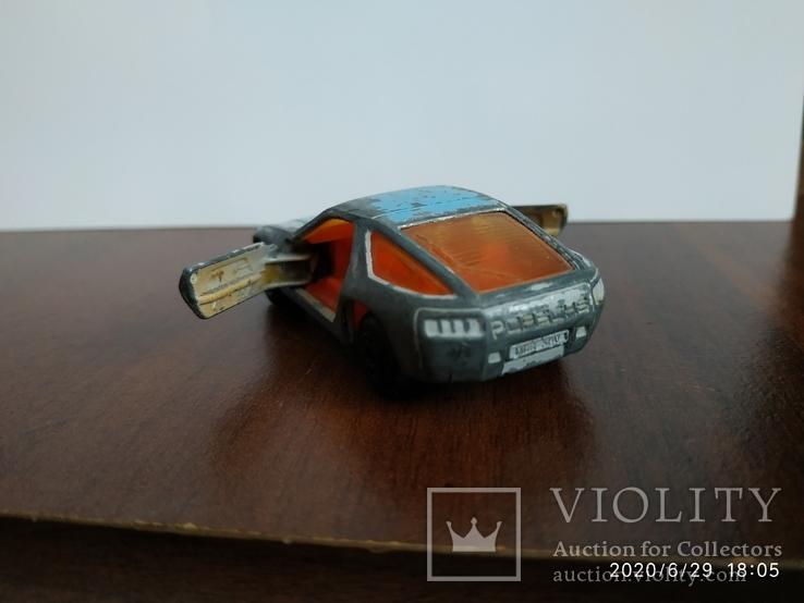 Porsche 928 Matchbox 79год, фото №4