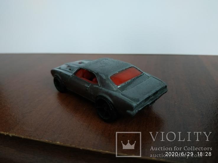 Pontiac Firebird 400 Hot wheels, фото №4