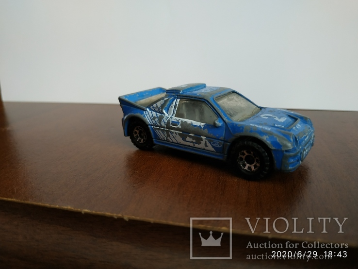 Ford RS 200 Matchbox 86год, фото №3