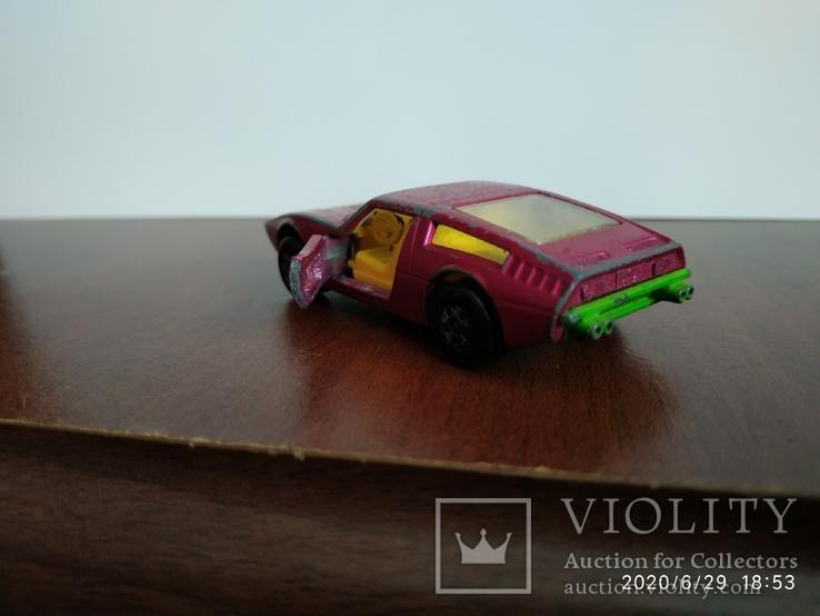 Maserati Bora Matchbox 72год, фото №4