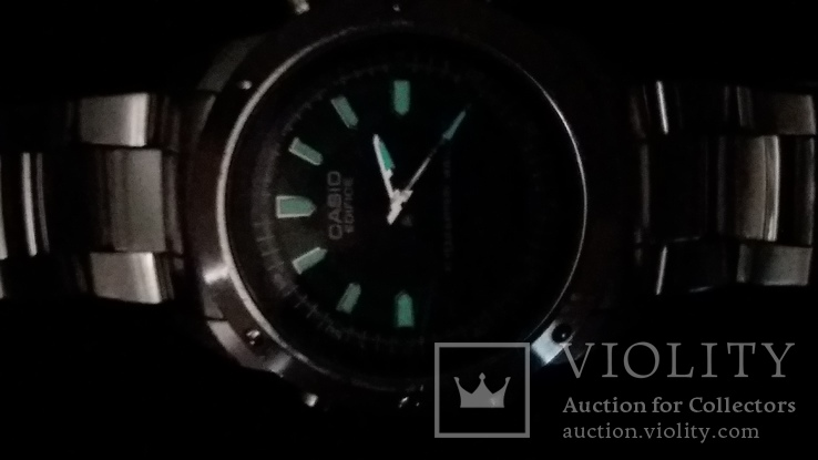 """Часы """"CASIO""""  EDIFICE, EFA-118, фото №5"""