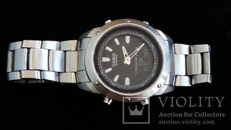 """Часы """"CASIO""""  EDIFICE, EFA-118, фото №7"""