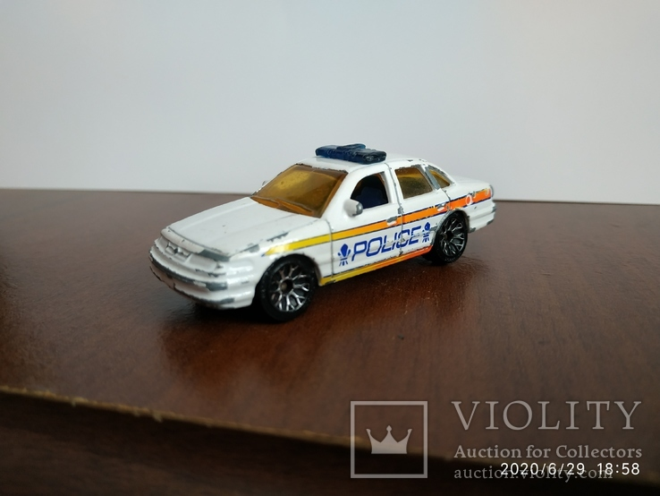 Ford Crown Victoria police 96год, фото №2