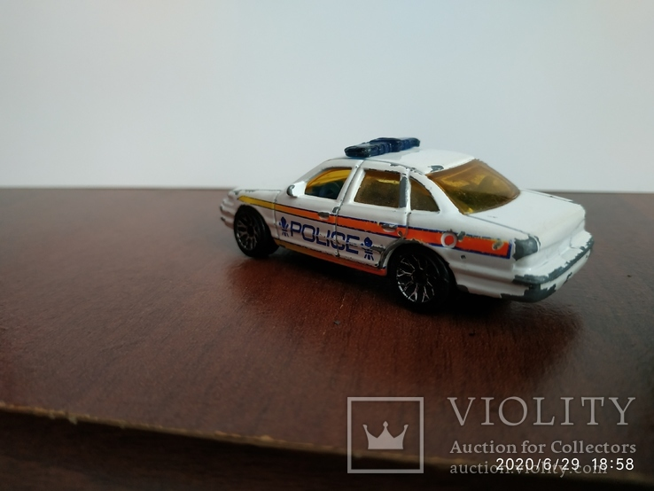 Ford Crown Victoria police 96год, фото №4