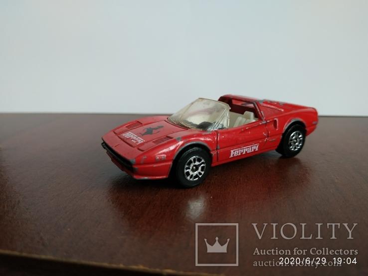 Ferrari 308 Gts Corgi, фото №2
