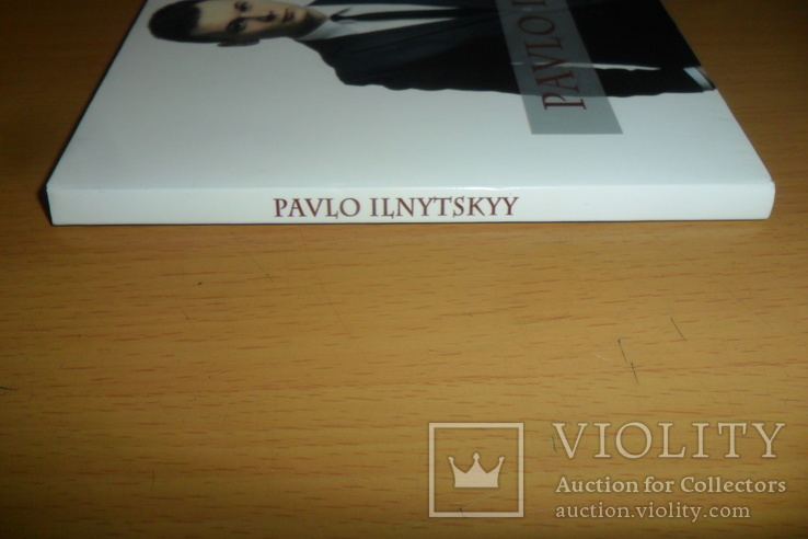 Диск CD сд Pavlo Ilnytskyy Павел Ильнитский, фото №4