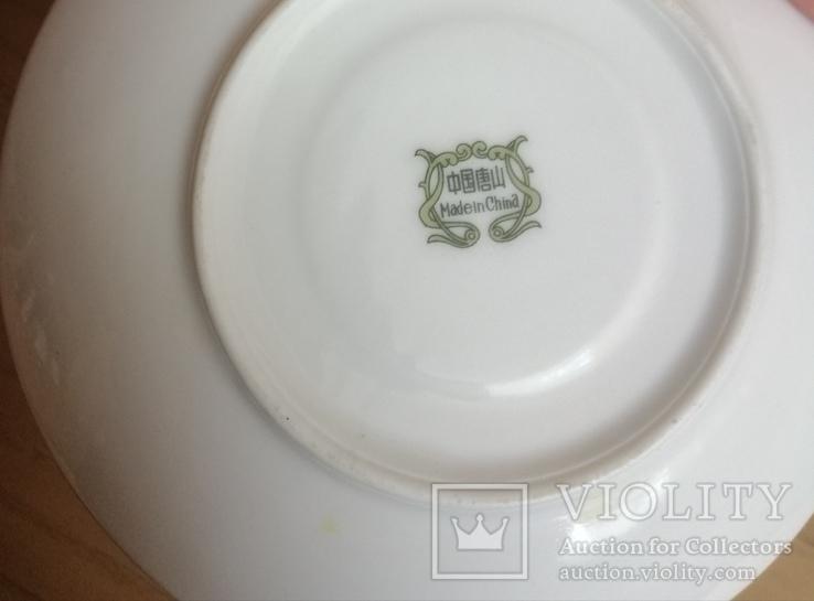 Чашки з блюдцем., фото №3