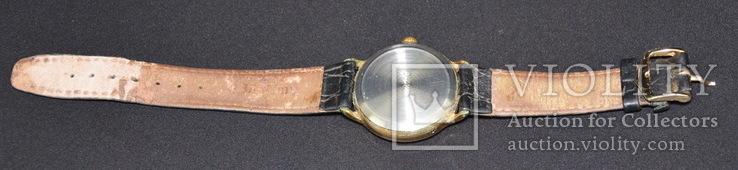 Старые часы Sekonda 17 jewels. Красивый циферблат., фото №4