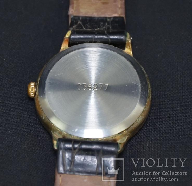 Старые часы Sekonda 17 jewels. Красивый циферблат., фото №5