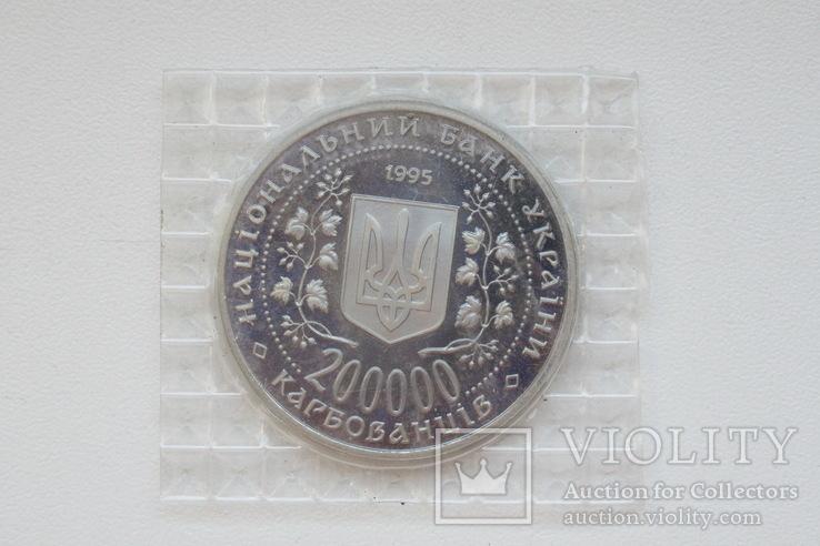 Місто-герой Київ 200000 карбованців 1995 рік, фото №8