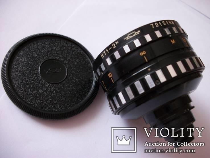 Объектив нт-1-2х  [передняя крышка] для кинокамеры, фото №2