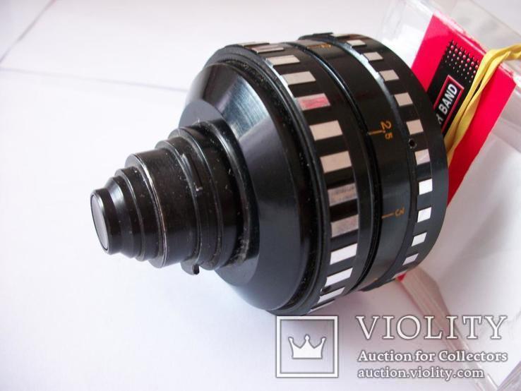 Объектив нт-1-2х  [передняя крышка] для кинокамеры, фото №4