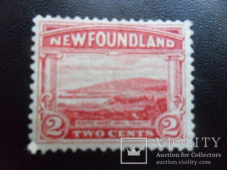 Британские колонии. Ньюфаундленд. Виды.  МН, фото №2
