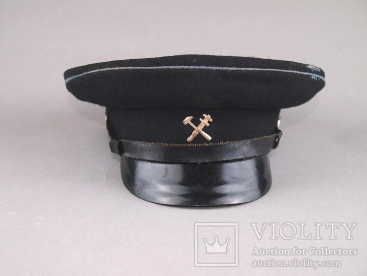 Фуражка железнодорожник СССР, фото №4