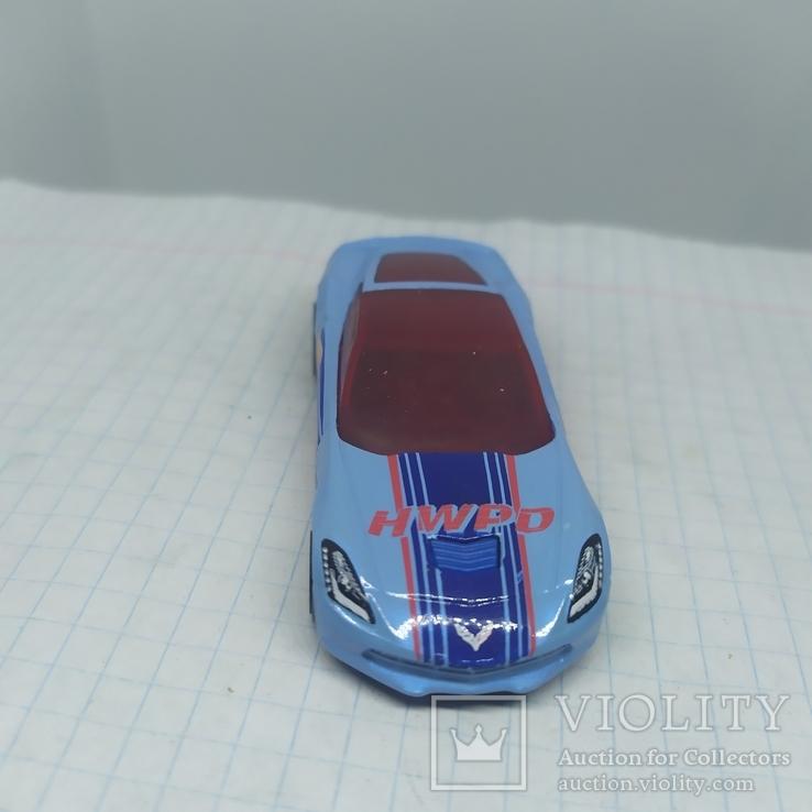 Машинка Hot Weels. 2013 Corvette Stingray, фото №3