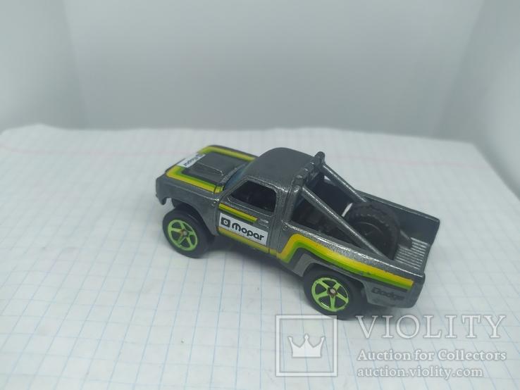 Машинка Hot Weels. 2017 Dodge D100, фото №5