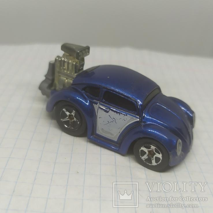 Машинка Hot Weels. Volkswagen Beetle, фото №2
