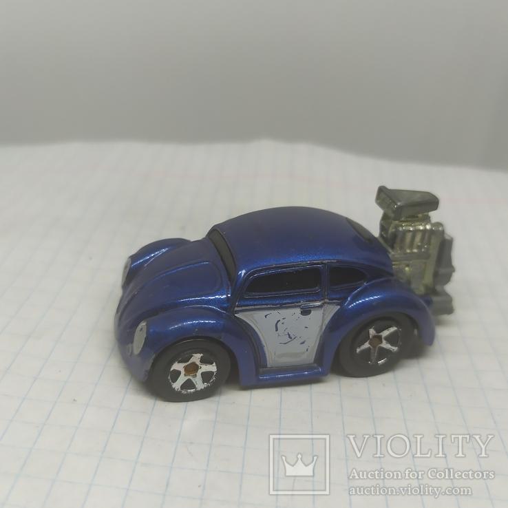 Машинка Hot Weels. Volkswagen Beetle, фото №4
