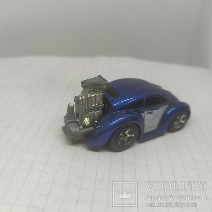Машинка Hot Weels. Volkswagen Beetle, фото №6