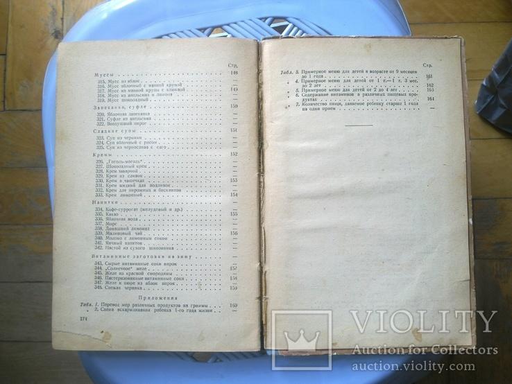Детская кухня. автор Киселева В., изд-во: МЕДГИЗ 1955, фото №13