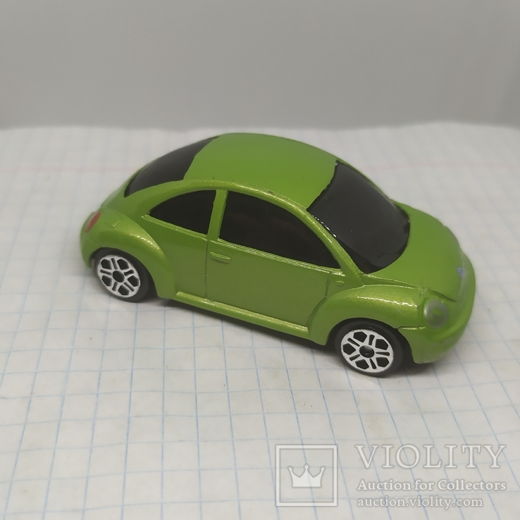 Машинка Maisto Volkswagen New Beetle, фото №2