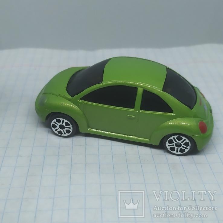 Машинка Maisto Volkswagen New Beetle, фото №5