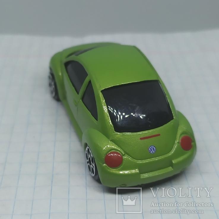Машинка Maisto Volkswagen New Beetle, фото №6