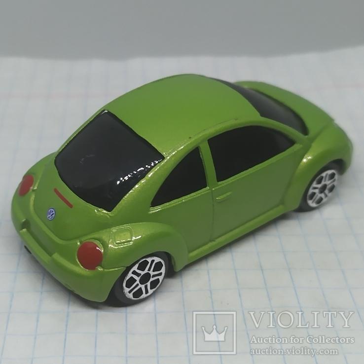 Машинка Maisto Volkswagen New Beetle, фото №7