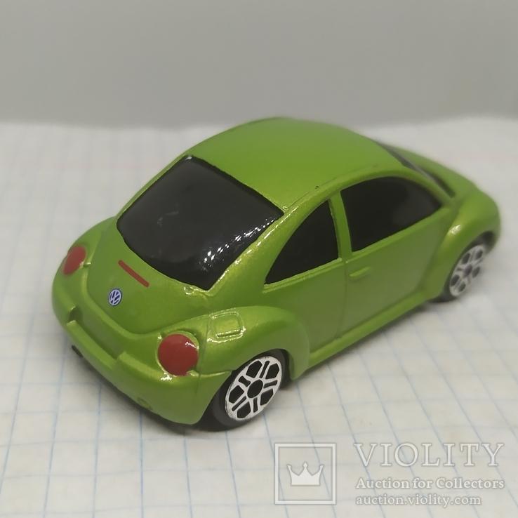 Машинка Maisto Volkswagen New Beetle, фото №8