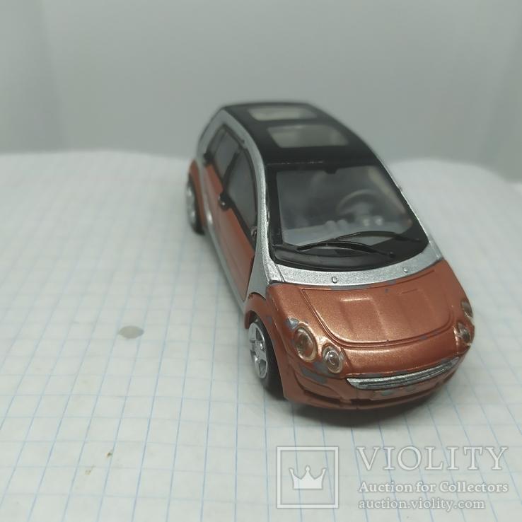 Машинка металл, фото №3