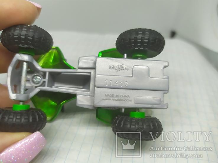 Машинка Квадроцикл Maisto, фото №9
