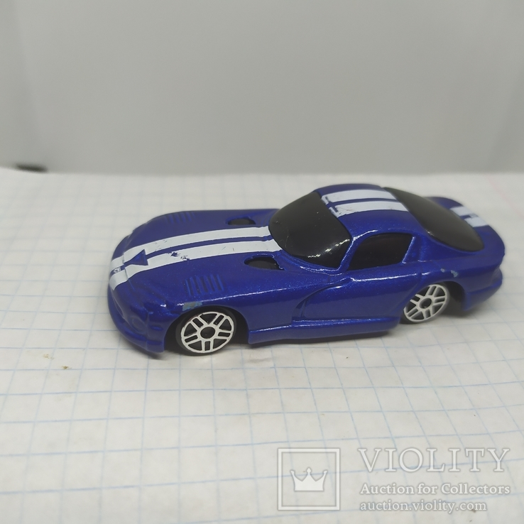 Машинка Maisto Dodge GTS 1996, фото №4