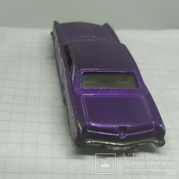Машинка 2001 Mattel, фото №7