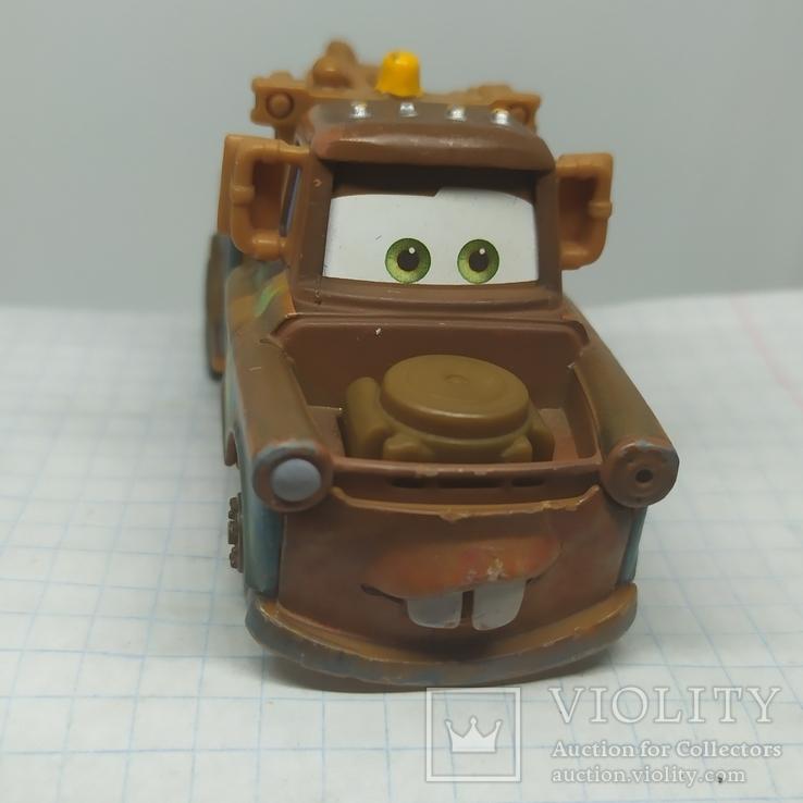 Машинка из мультфильма Disney. металл, фото №3