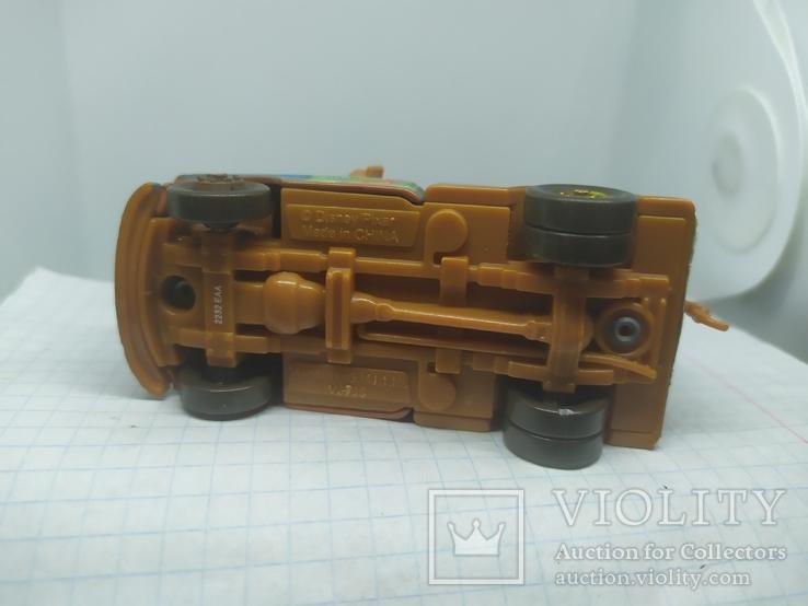Машинка из мультфильма Disney. металл, фото №9