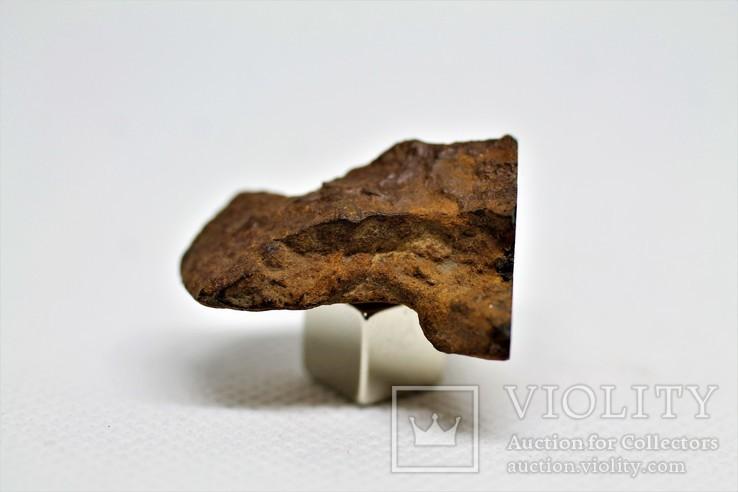 Кам'яний метеорит Tsarev (Царів, Царев), 12,6 г, з сертифікатом автентичності, фото №5