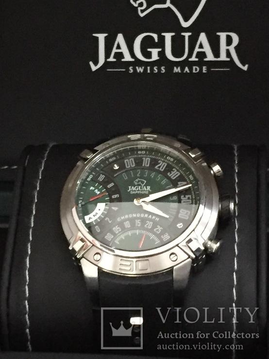 Годинник JAGUAR chronograph.