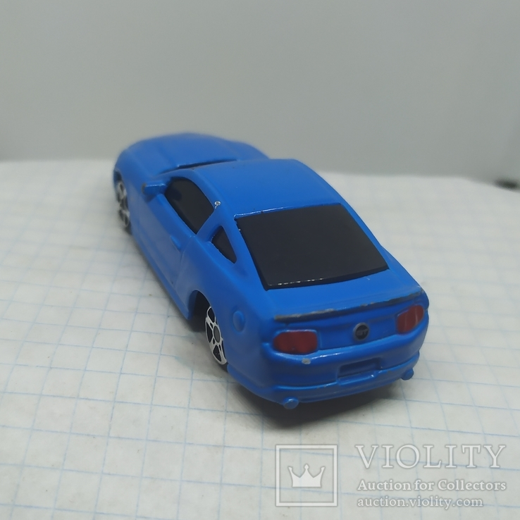 Машинка Maisto. Ford Mustang GT, фото №6