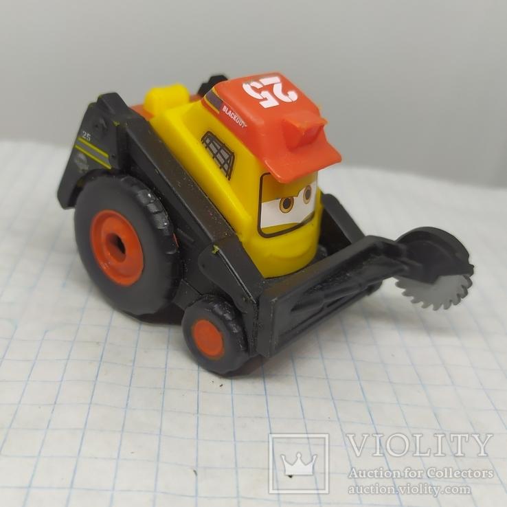 Машинка с пилой Disney, фото №2