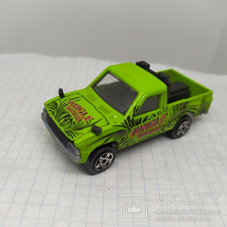 Машинка Toyota Pick Up. металл, фото №2