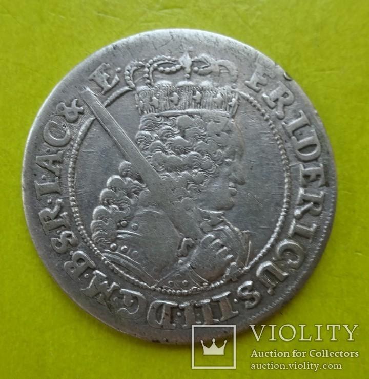 18 грош, Пруссия, 1699 года.
