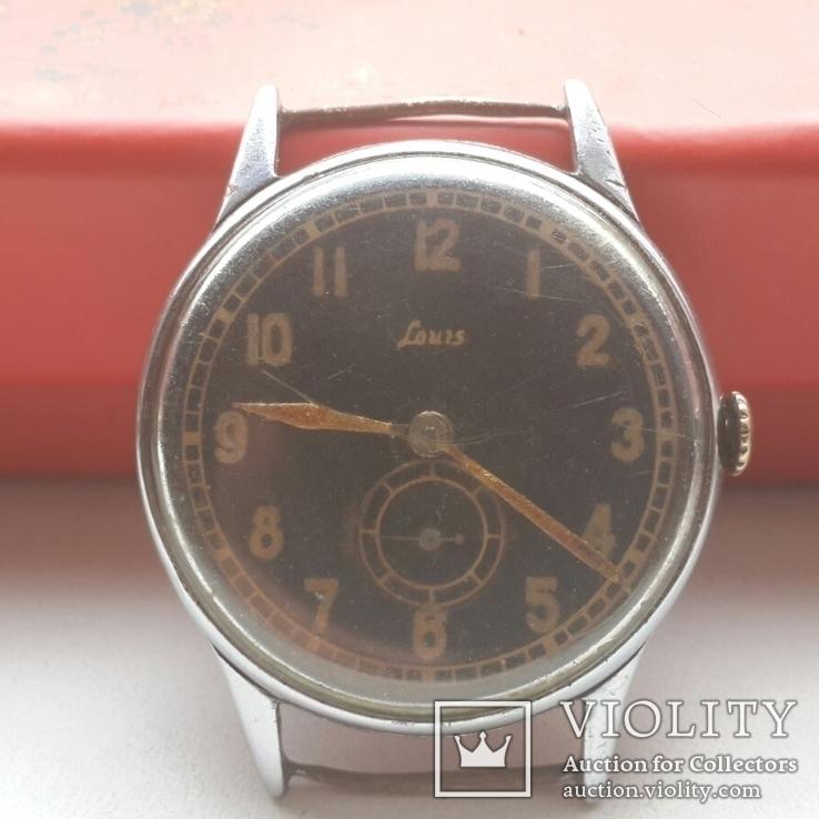 Часы 30х годов рабочие ''Louts''