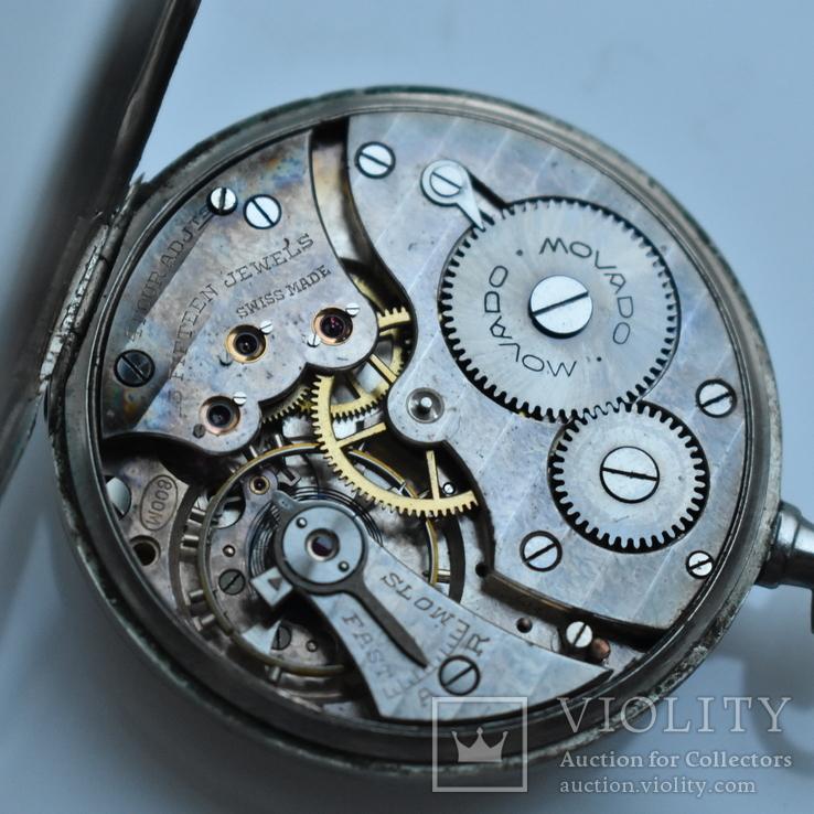 Швейцарские часы MOVADO МОВАДО