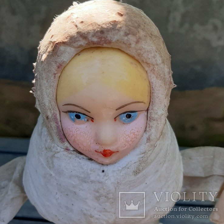 "Снегурочка  ""Укрпромигрушка"",1988 г, фото №11"